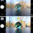 L'effet des traces de doigt sur l'objectif d'un smartphoneAvec et sans trace de doigt sur l'objectif d'un smartphone