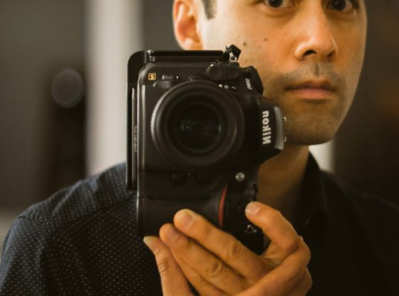 Autoportrait Amaury Descours