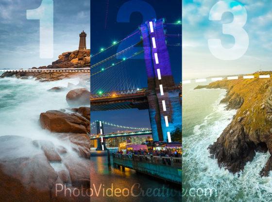 Ligne d'horizon penchée, perspective verticale, effet fisheye : 3 effets optiques à corriger en photo