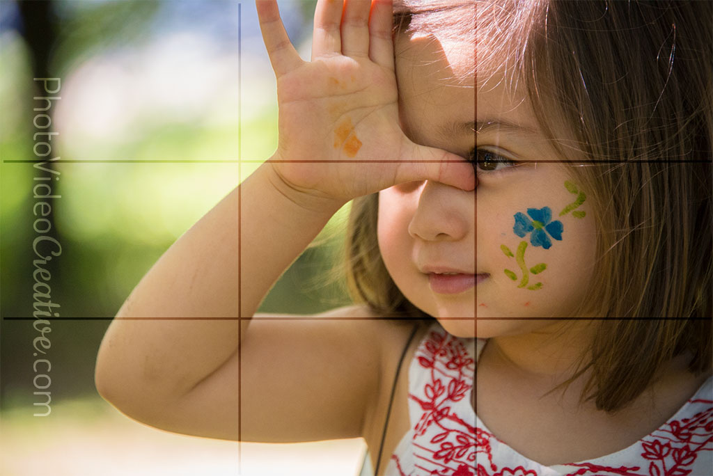 rule of thirds photography portraits. Portrait In Horizontal Orientation With Composition According To The Rule  Of Thirds Photography Portraits E