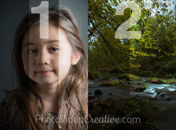 Developing the global tonality and local tones of your photo to support your emotions